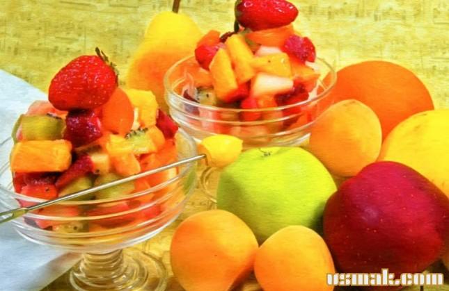 Рецепт Заморозка фруктов на зиму