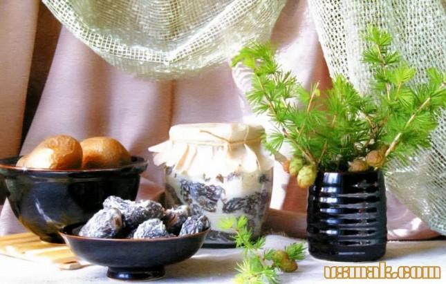 Рецепт Сморчки грибы жаренные