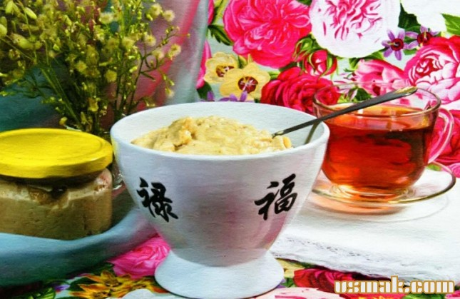 Крем из арахиса рецепт