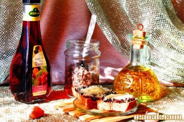 Рецепт Грибная паста