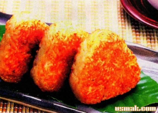 Рецепт Котлеты из картофеля и риса