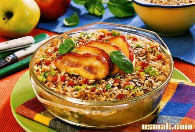 Рецепт Запеканка яблочная