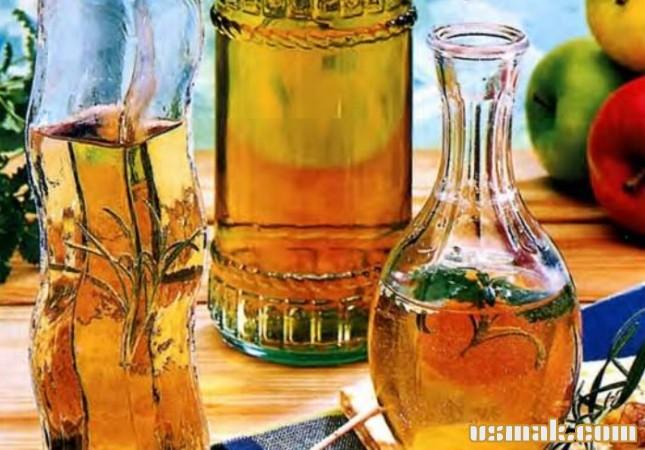 Рецепт Домашнее яблочное вино фото