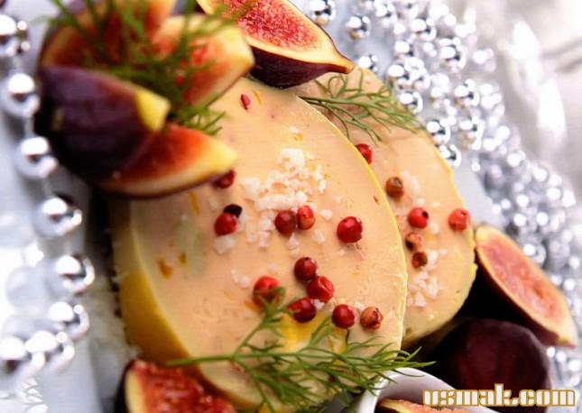 Рецепт Гусиный паштет из печени