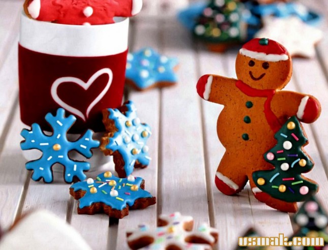 Рецепт Новогоднее печенье
