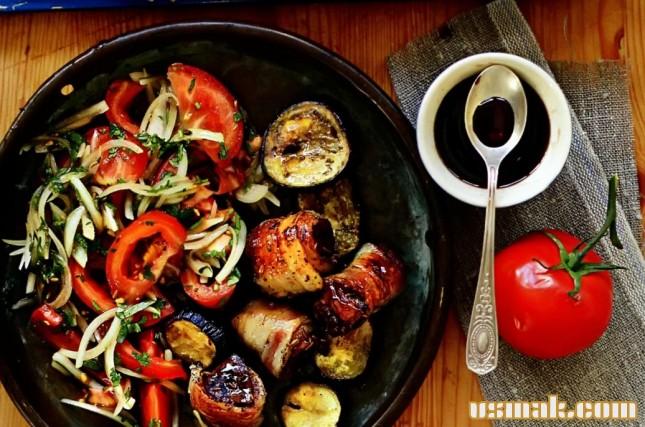Рецепт Шашлык в духовке