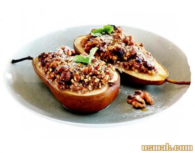 Рецепт Запеченные груши