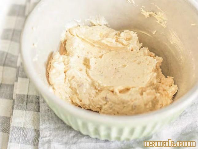Рецепт Масляный крем с молочным киселем