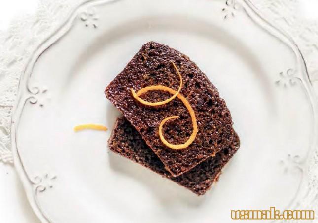 Рецепт Черемуховый кекс с медом