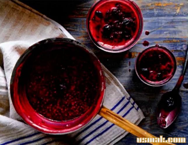 Рецепт Ягодный джем