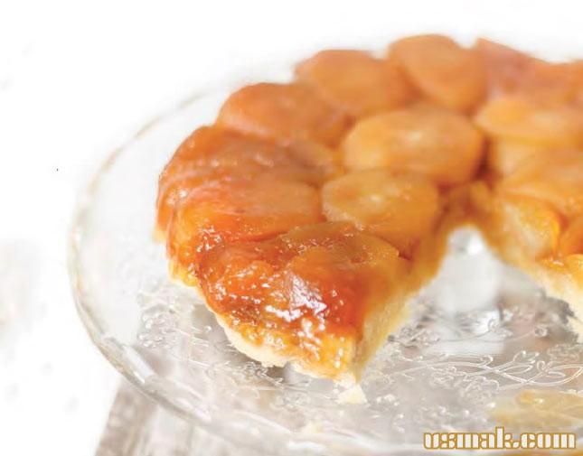Рецепт Тарт татен с яблоками