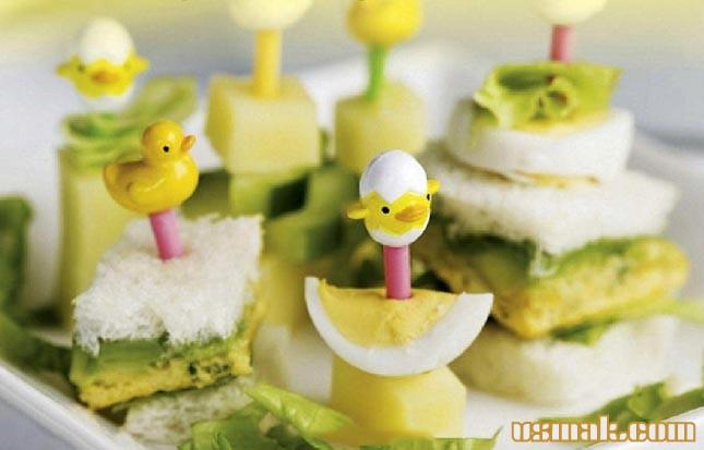 Рецепт Сэндвич с сыром и яйцом