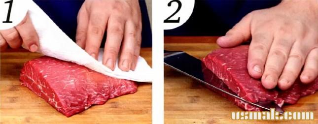 Мякоть лопатки говядина что приготовить