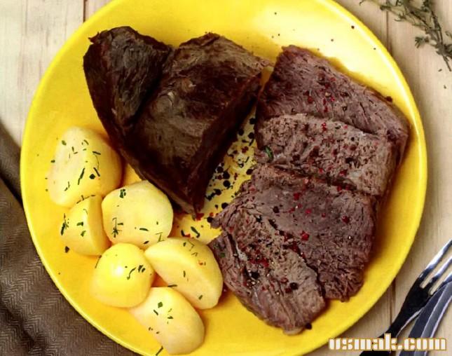 Рецепт Как тушить говядину