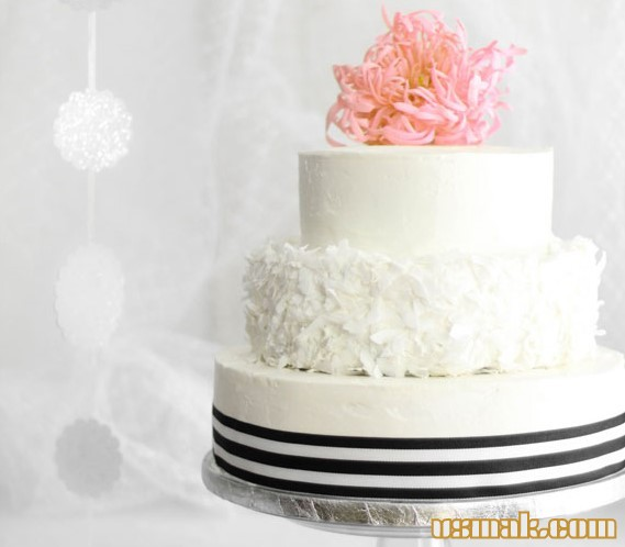 Рецепт Свадебный торт на заказ
