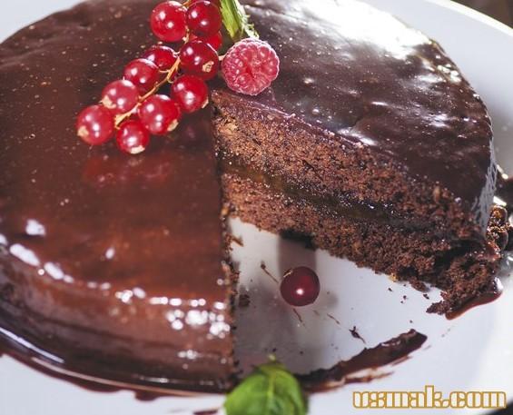 Рецепт Захер торт