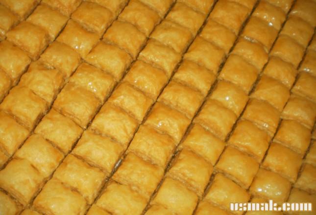рецепт пахлавы турецкой с фото