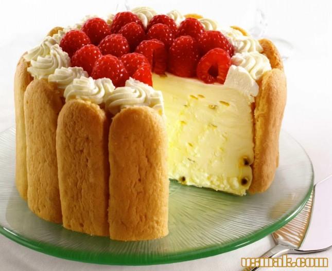 десерт савоярди