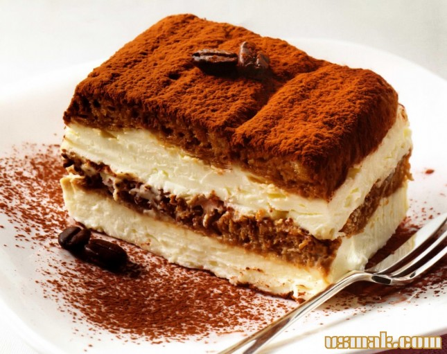 Рецепт Домашний торт тирамису