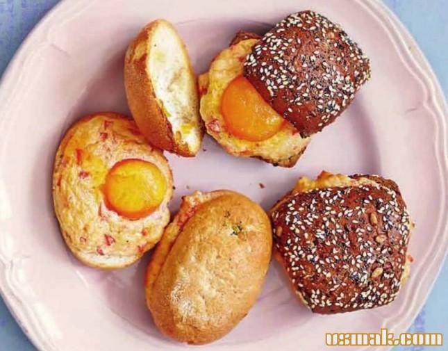 Рецепт Булочки на завтрак