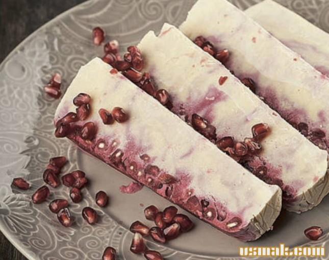 Рецепт Десерт семифредо
