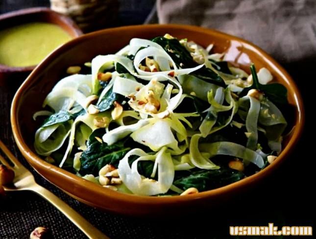 Рецепт Салат из фенхеля