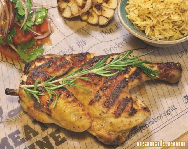Рецепт Цыплята тандури