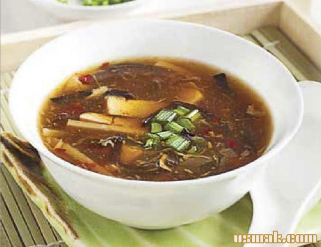 Рецепт Кислый суп