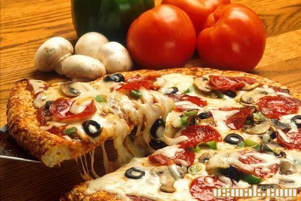 Рецепт Тесто для домашней пиццы