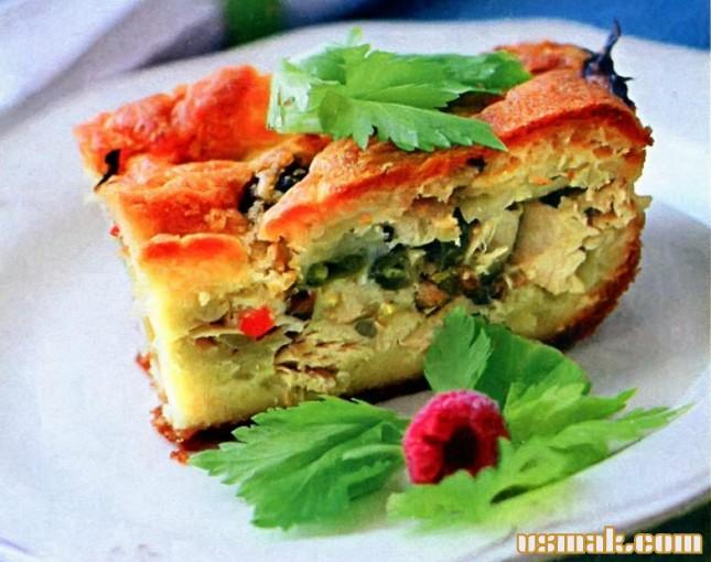 Рецепт Пирог «Скоренький»