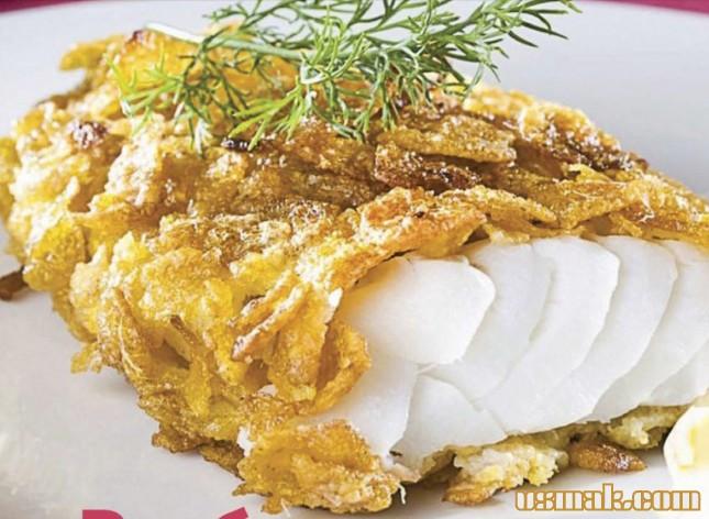 Рецепт Рыба в кляре с соусом тартар