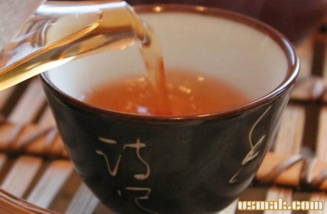 Рецепт Ароматный чай пуэр