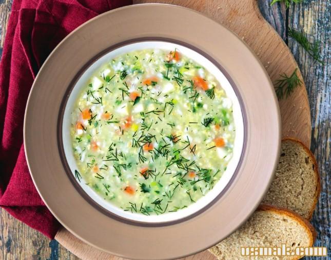 вкусный простой овощной суп рецепт