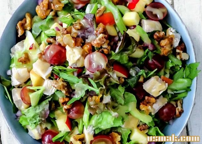 Нереально вкусный салат подарок рецепт и фото
