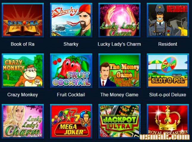 Скачать Виртуальные Игровые Автоматы