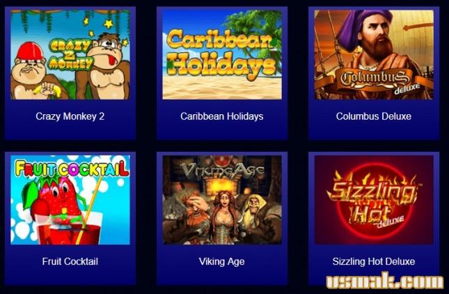 виртуальное казино на реальные деньги