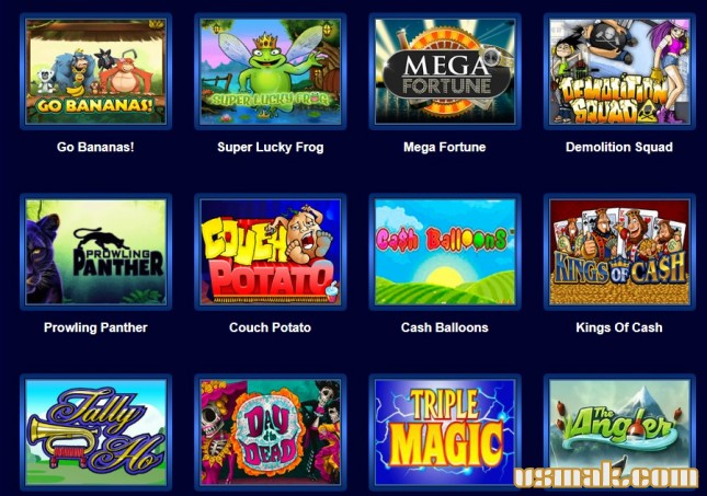 Online casino Frank - bet real money in slots, roulette