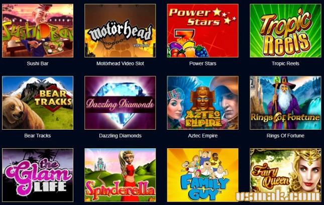 все онлайн официальный сайт казино