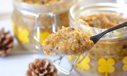 рецепт Витаминная смесь из сухофруктов мёда и орехов